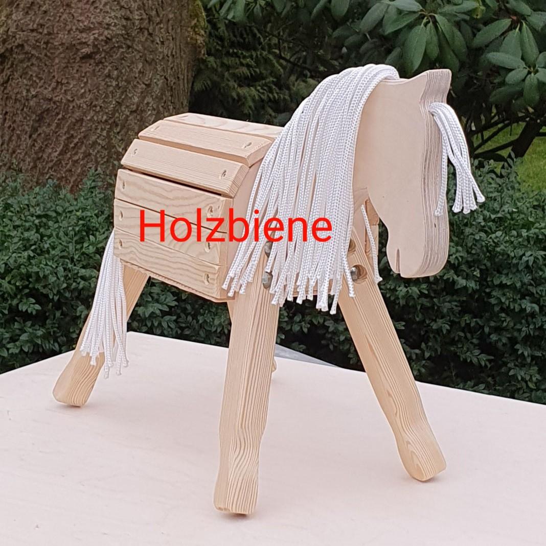 Puppenpferd Pony Fee