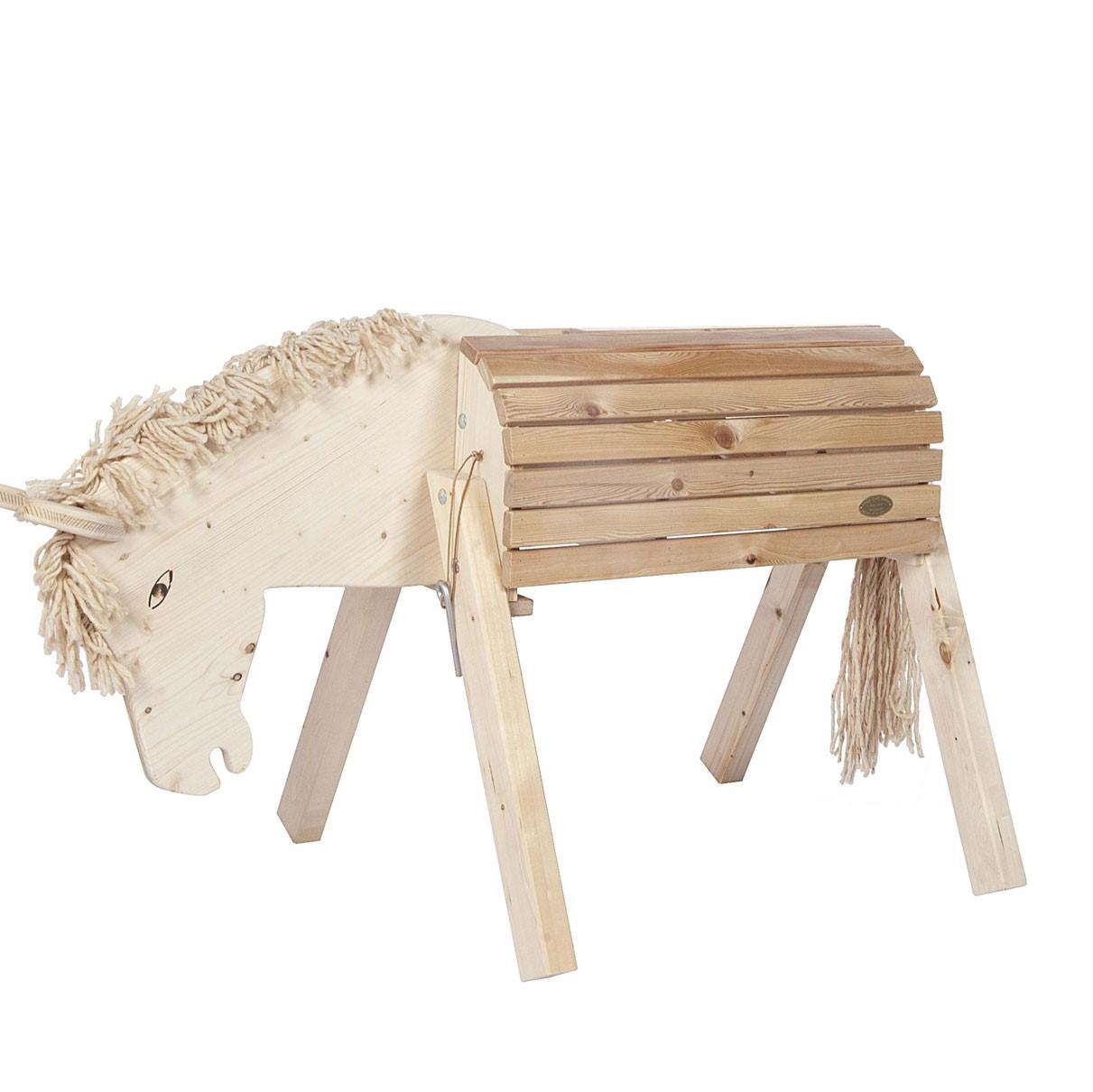 """Pony """"Susi"""" 75cm, mit beweglichen Kopf von Helga Kreft GmbH"""