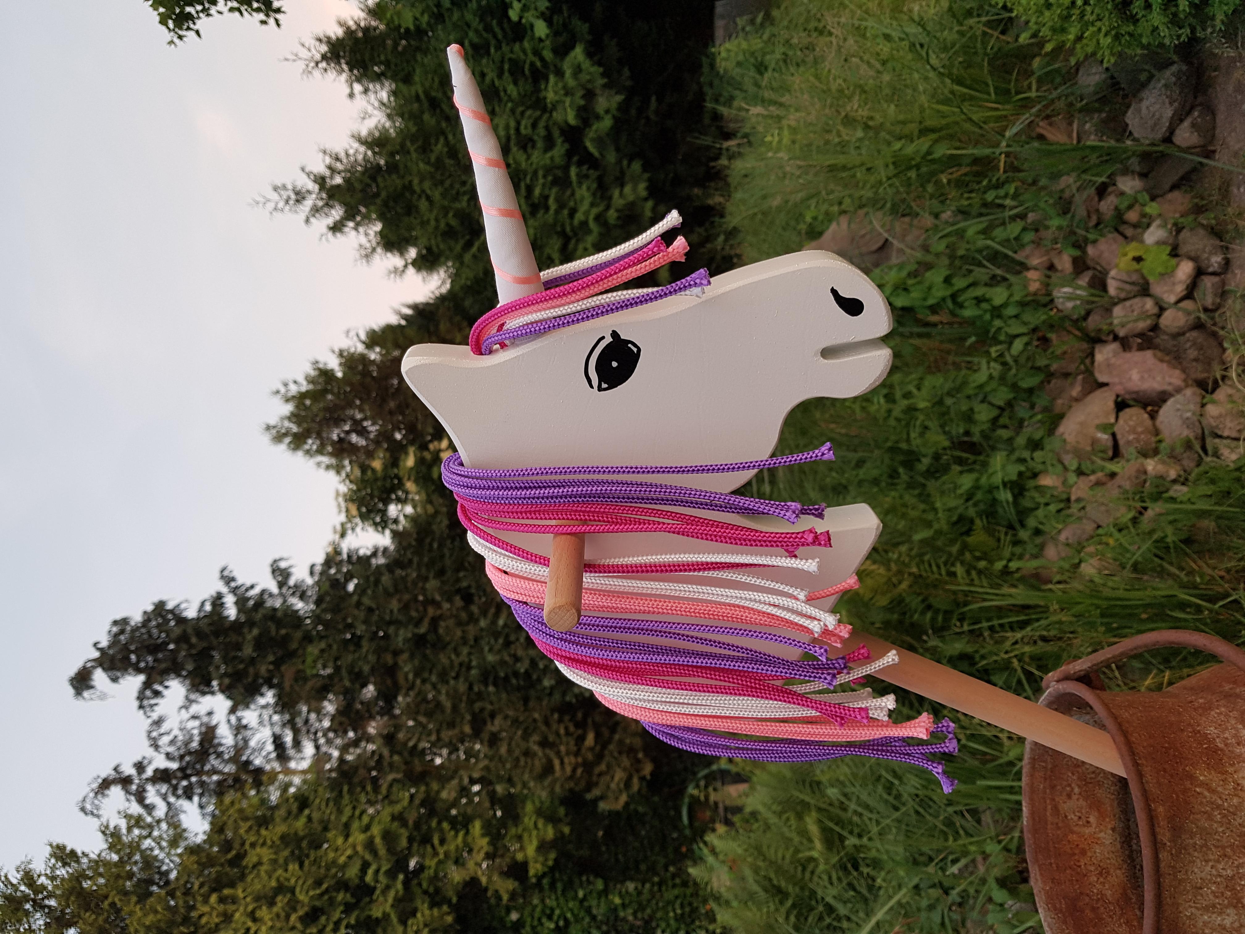 Steckenpferd Einhorn, Unicorn